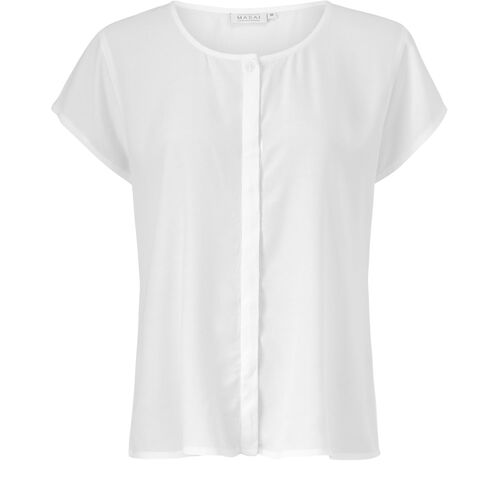 IA BLOUSE, WHITE, hi-res