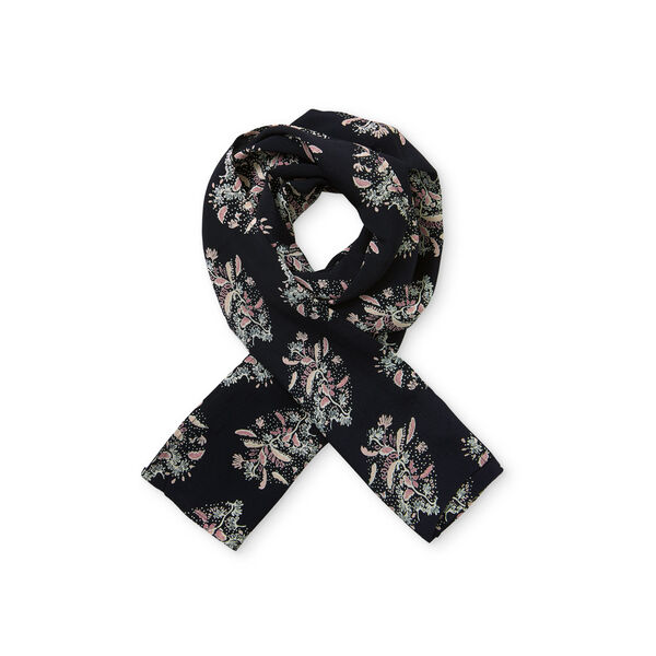 ALONG SCARF, W ROSE ORG, hi-res