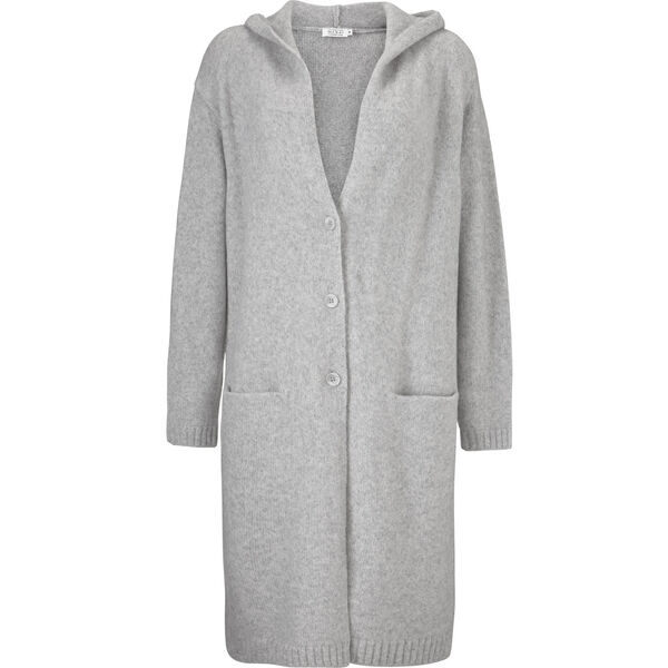 LOTTI CARDIGAN, LIGHT GREY MELANGE, hi-res