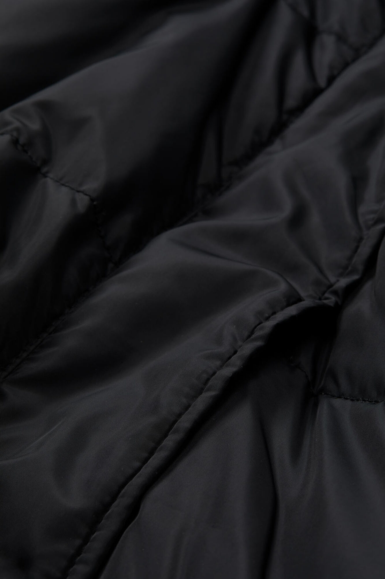 THILDE COAT, Black, hi-res