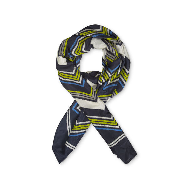 ALONG SCARF, LIME, hi-res