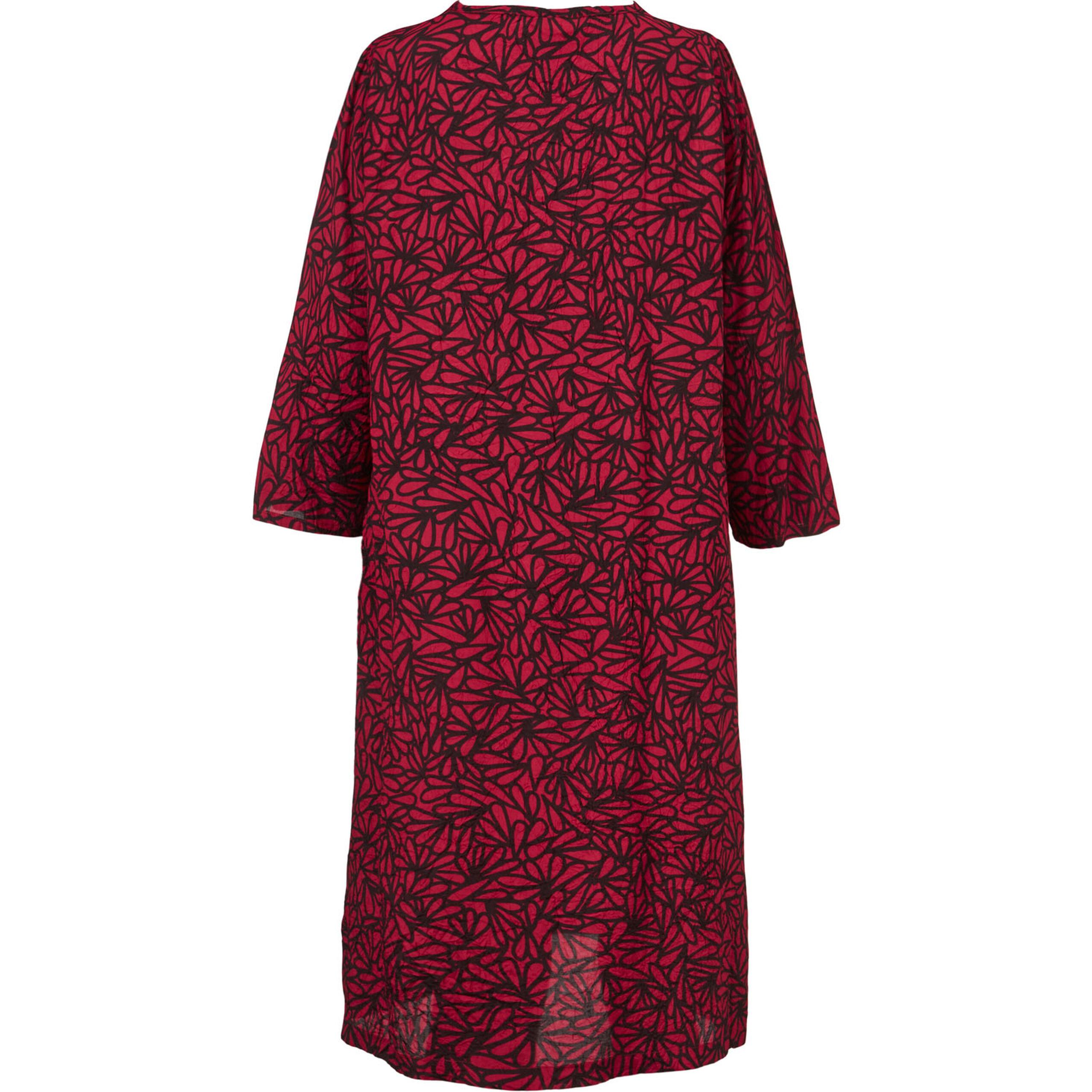 NONIE DRESS, Scarlet Sage, hi-res