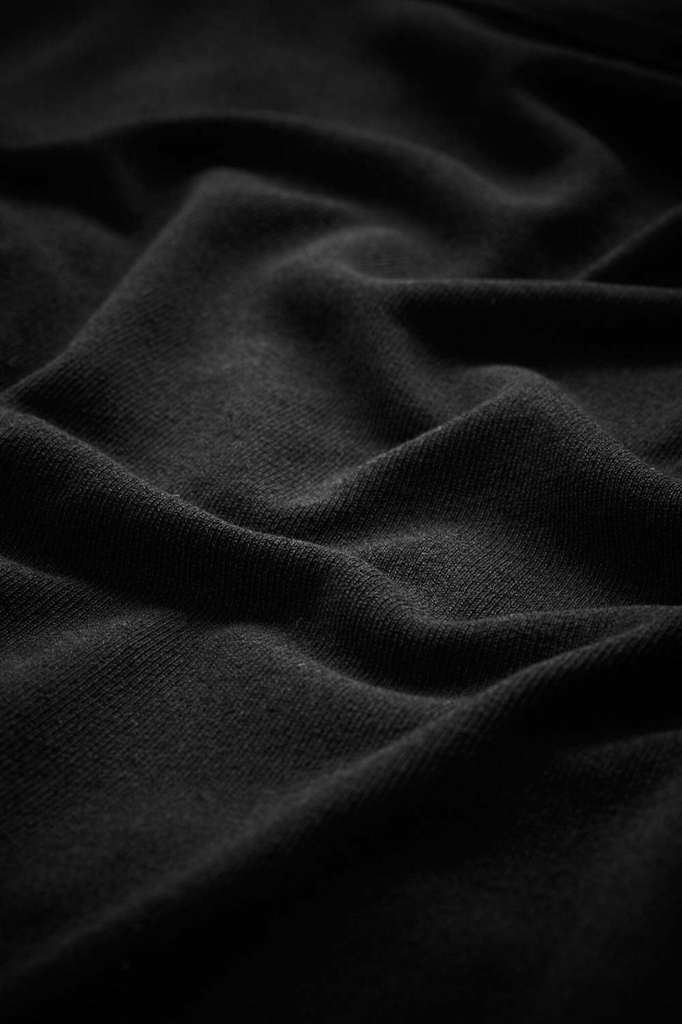 ELTA JERSEY TOP, Black, hi-res