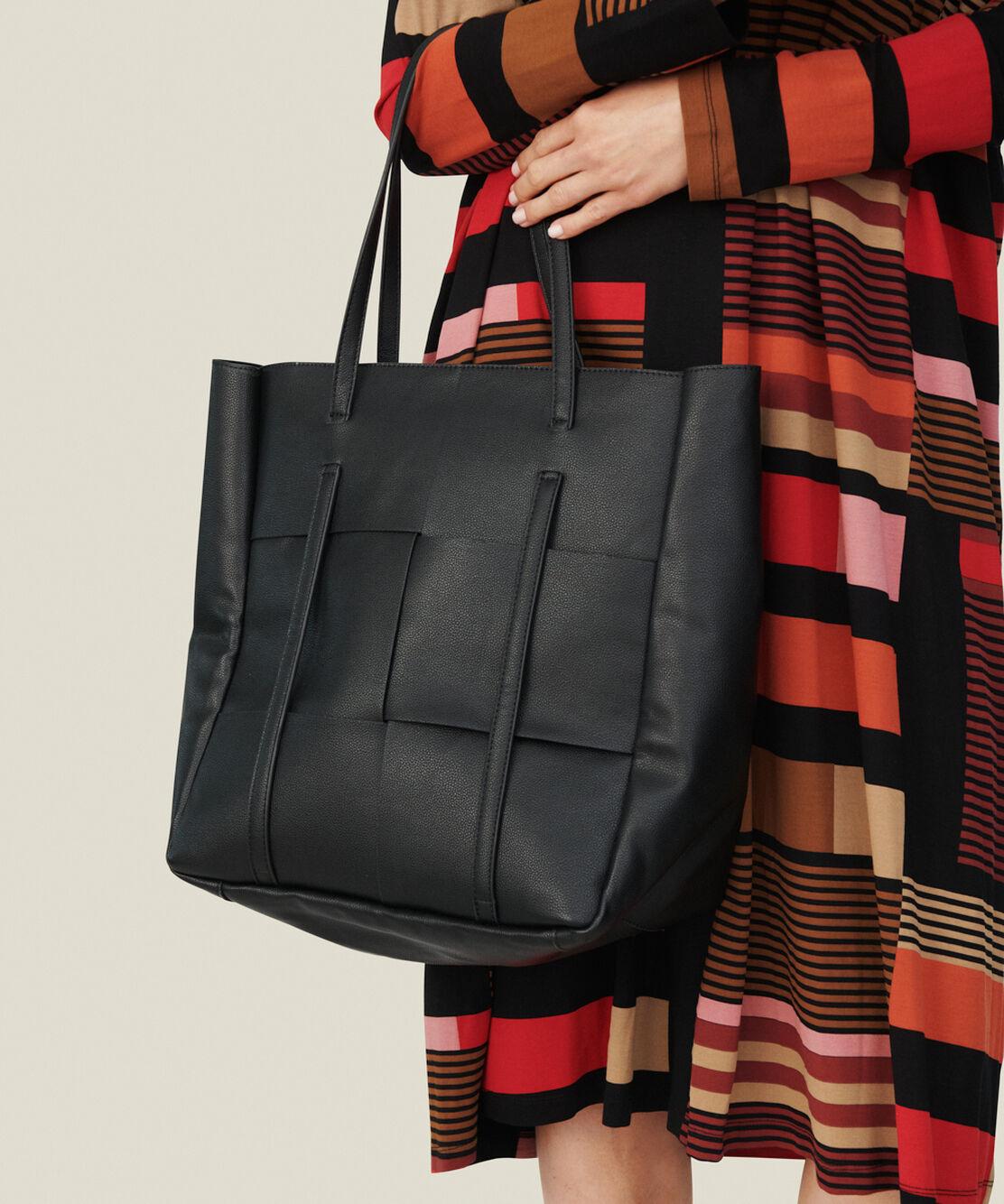 REYNIT BAG, Black, hi-res