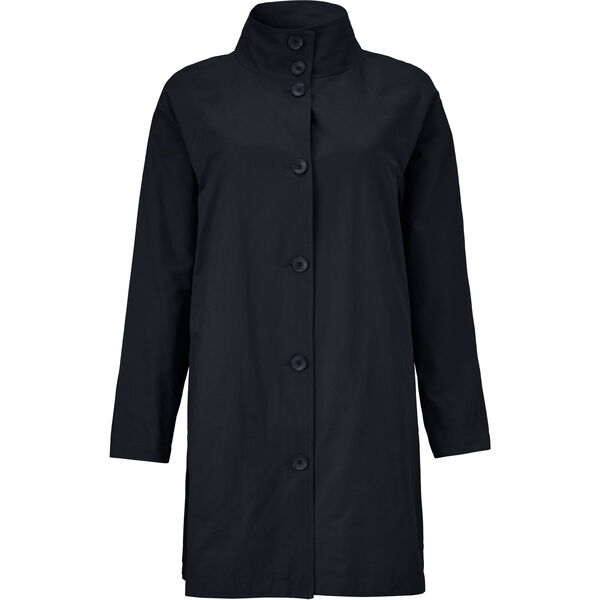 TERESA COAT, NAVY, hi-res