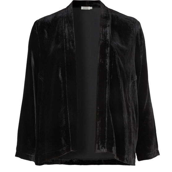 JOELLA JACKET, BLACK, hi-res