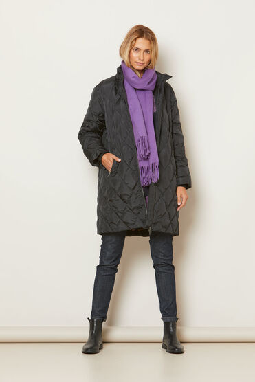 TONYA COAT, BLACK, hi-res