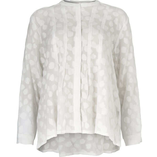 IMKA BLOUSE, CREAM, hi-res