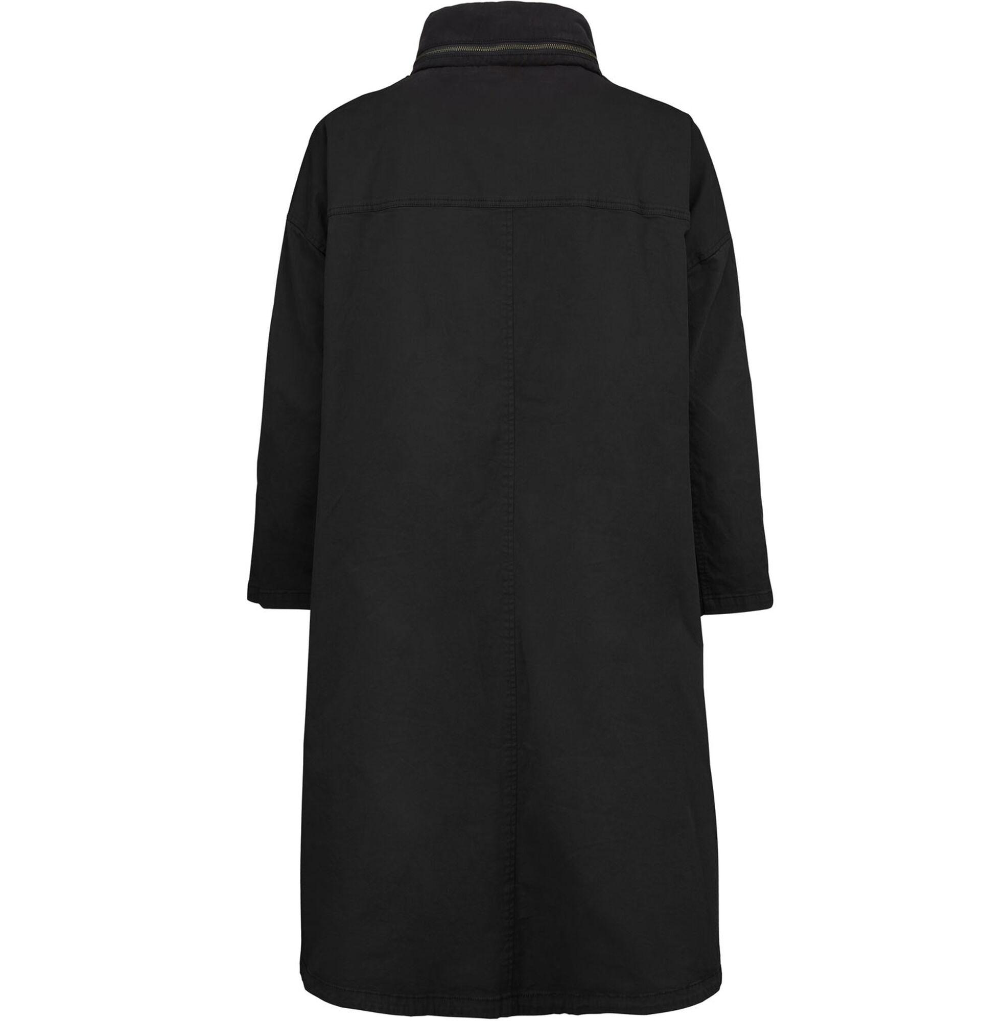 TRIXI COAT, Black, hi-res