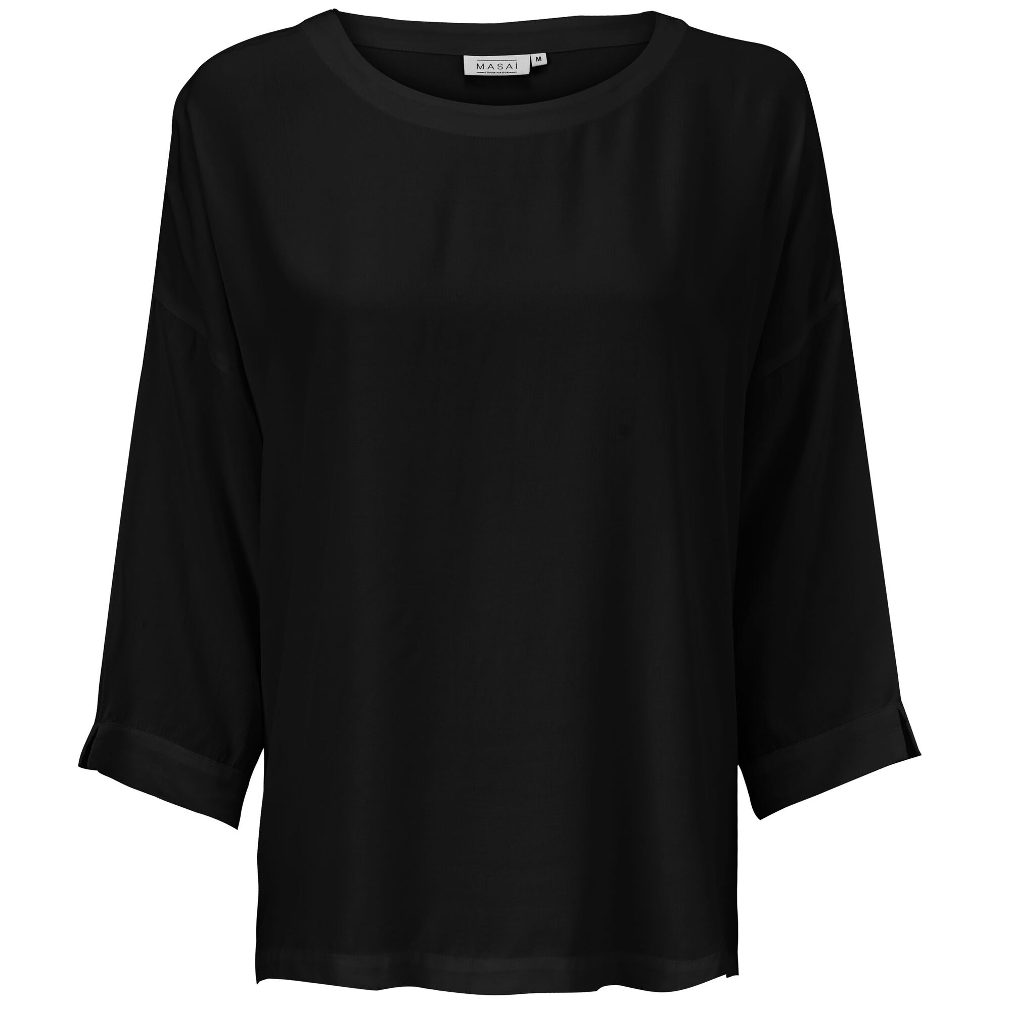 BECCA TOP, Black, hi-res