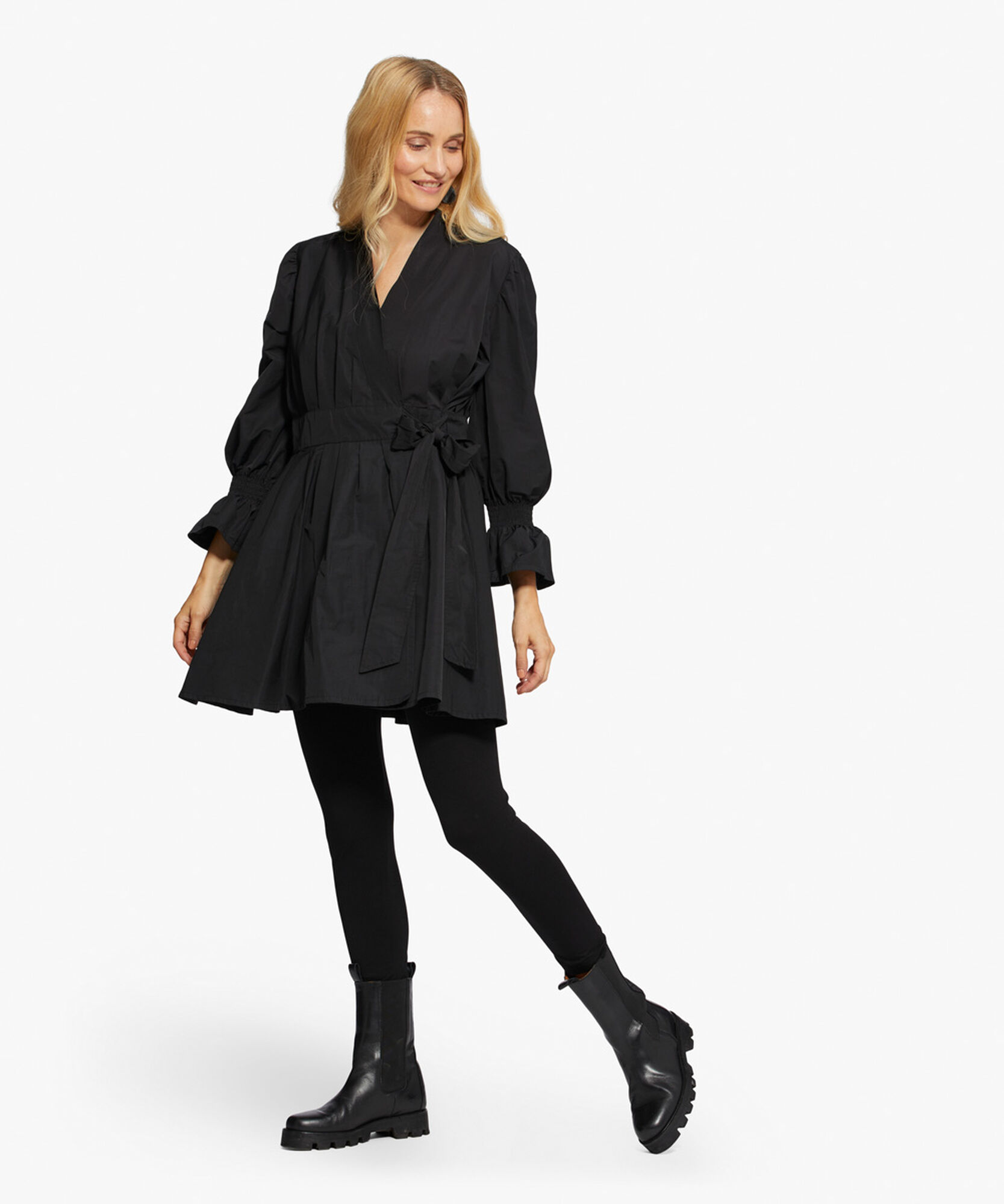JULIA JACKET, Black, hi-res