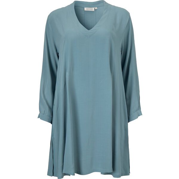 GYDA TUNIC, BLUEBIRD, hi-res
