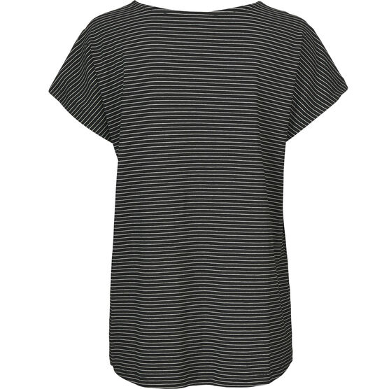 EBBY TOP, Black, hi-res