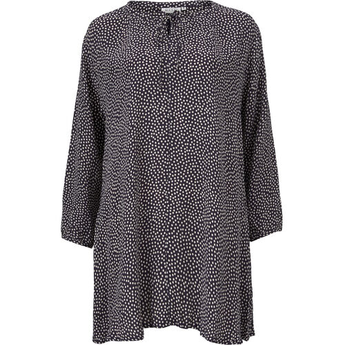 GENA TUNIC, NAVY, hi-res