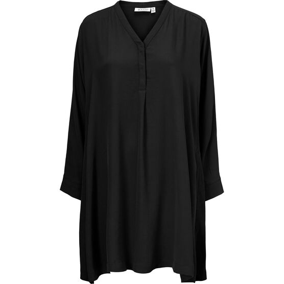 GLENVA TUNIC, BLACK, hi-res
