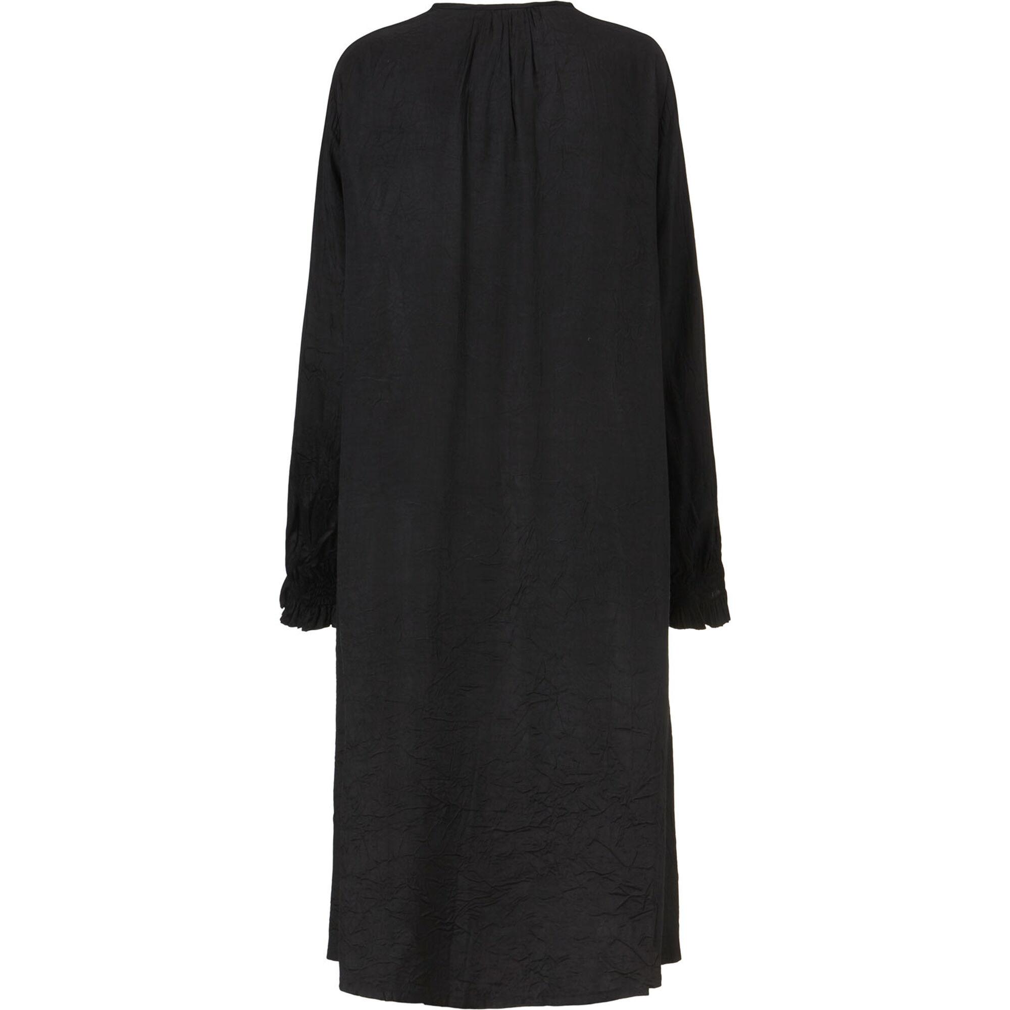 NOTILA DRESS, Black, hi-res