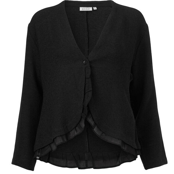 JENELLE JACKET, BLACK, hi-res