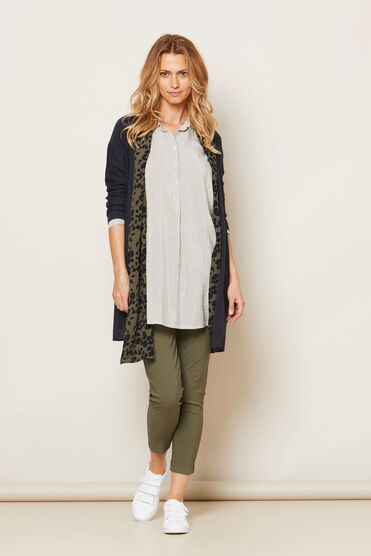 LON CARDIGAN, NAVY, hi-res