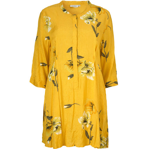 GLORITA TUNIC, GOLDEN, hi-res