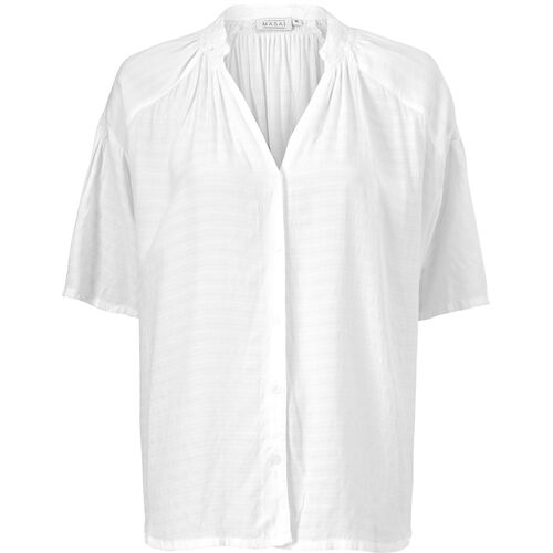 IBILA BLOUSE, WHITE, hi-res