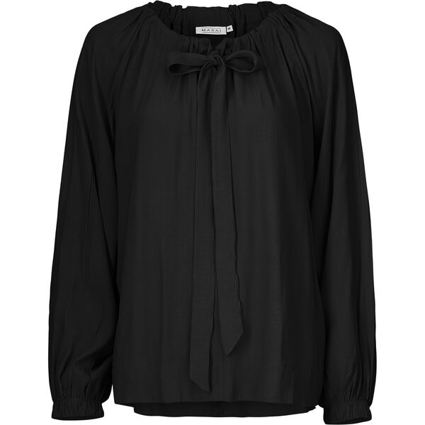 BELINDA TOP, BLACK, hi-res