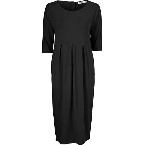 NIMMA DRESS, BLACK, hi-res