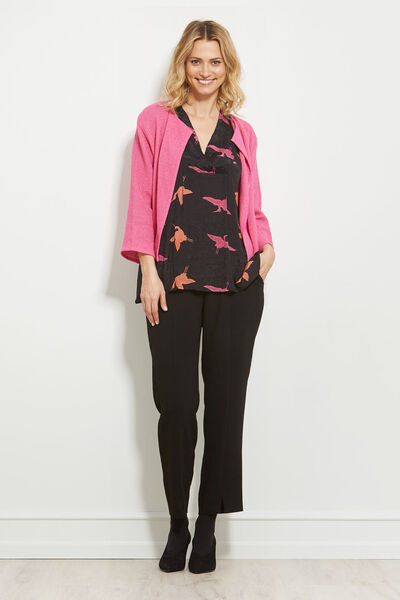 JULITTA JACKET, CERISE, hi-res