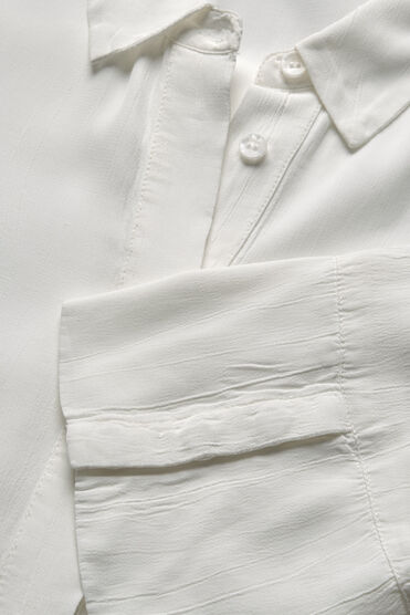 INDRASSI BLOUSE, CREAM, hi-res
