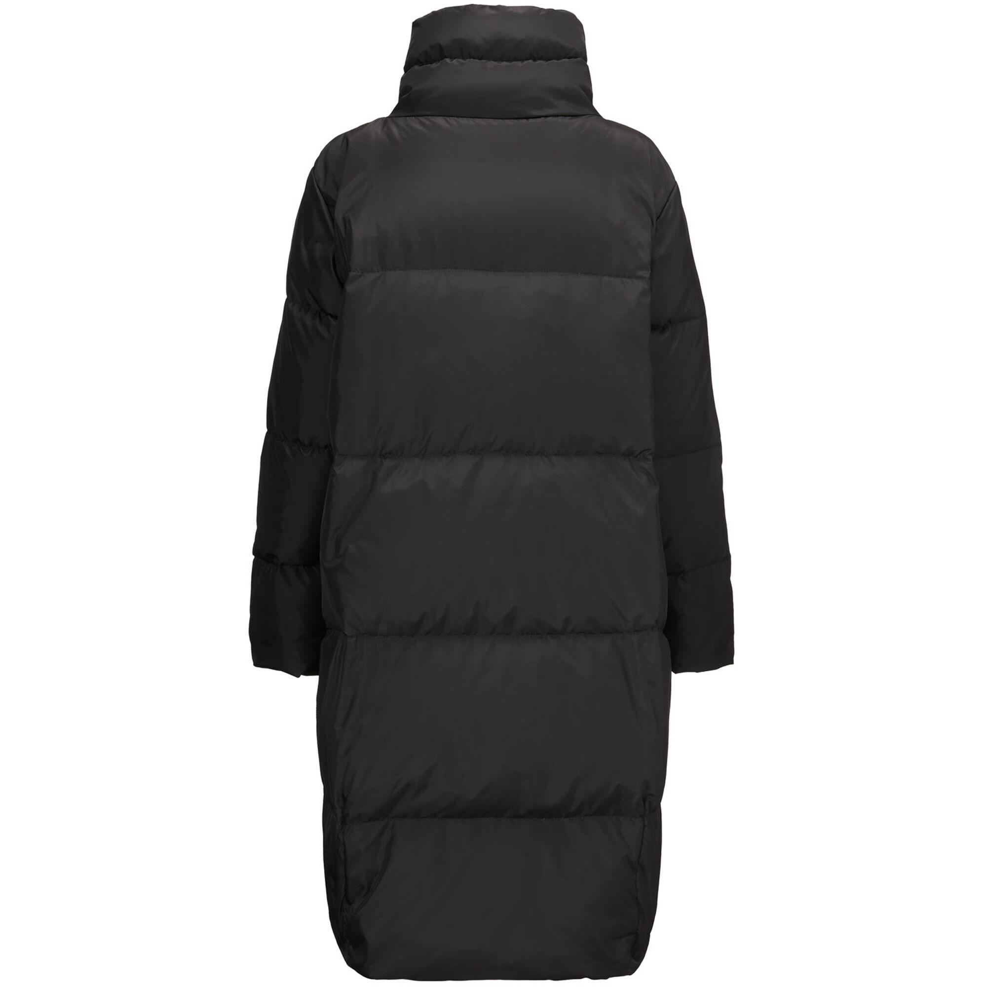 TUSNA DOWN COAT, Black/Pumice, hi-res