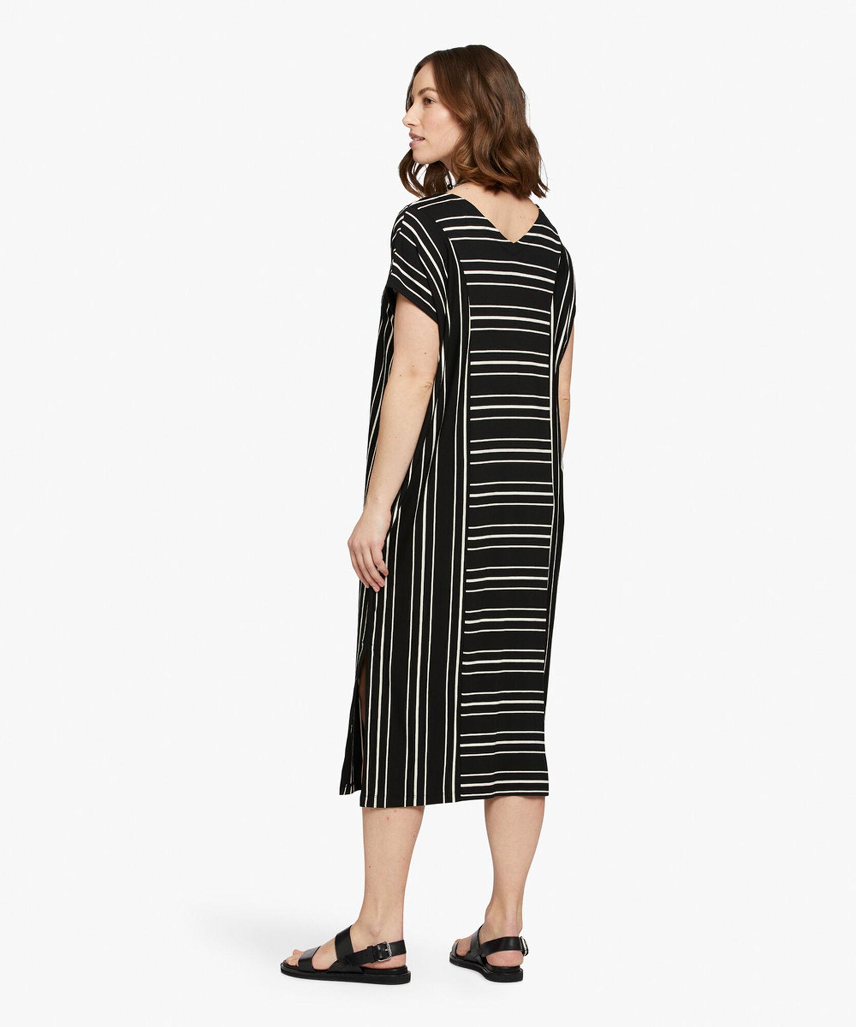 NASIRI DRESS, Black, hi-res