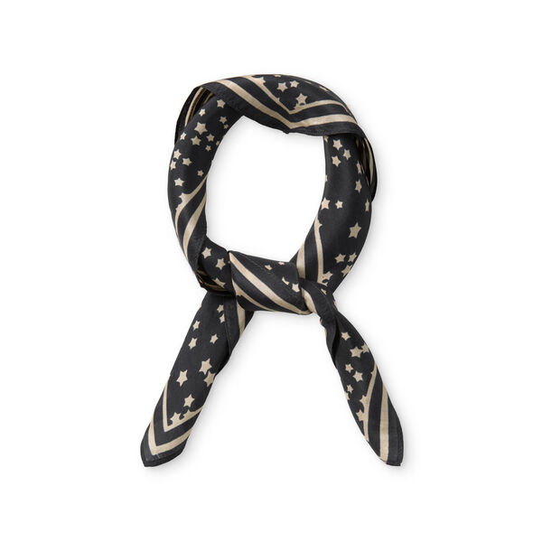 AVA SCARF, BLACK, hi-res