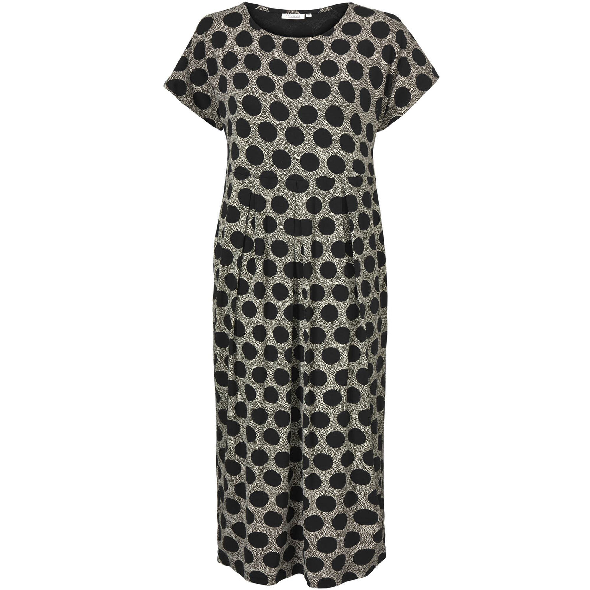 OLNIA DRESS, Black, hi-res