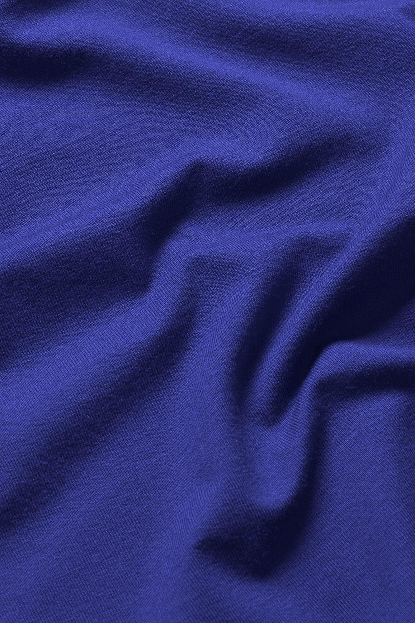 HABITA TUNIC, Clematis Blue, hi-res