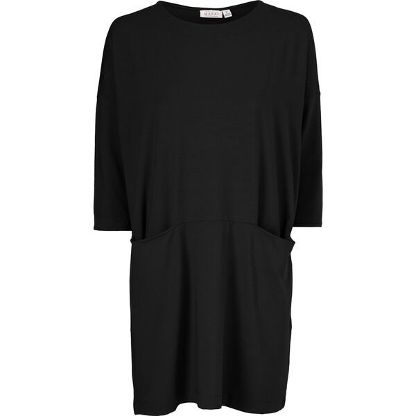 GITTA TUNIC, BLACK, hi-res