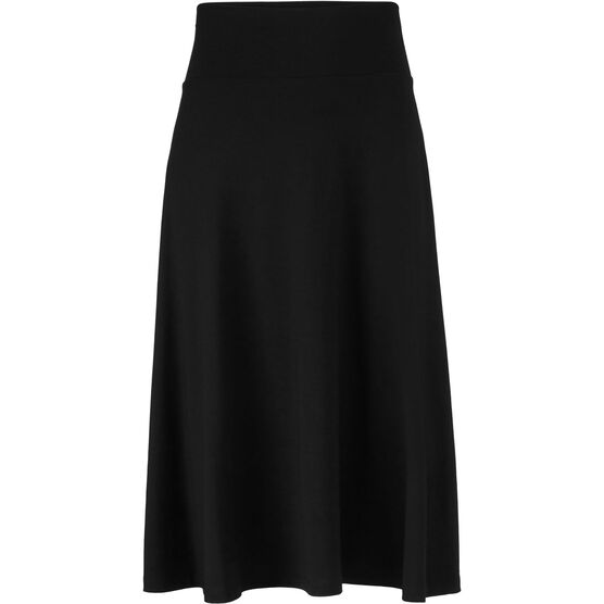 SABA SKIRT, Black, hi-res