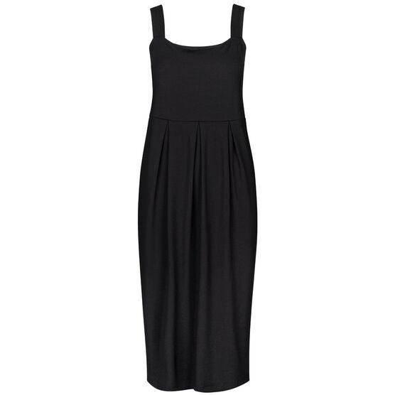 Odelia DRESS, Black, hi-res