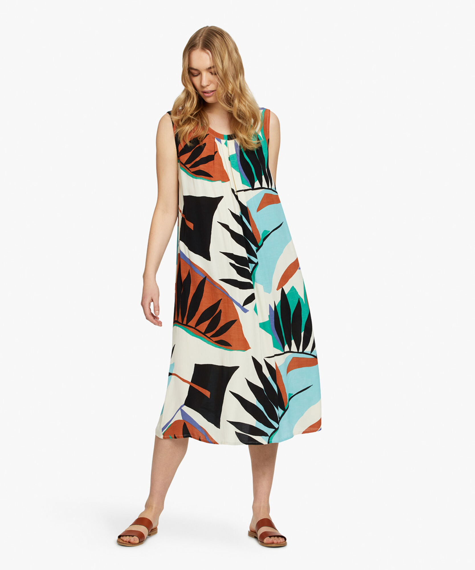 OLASA DRESS, Alhambra, hi-res