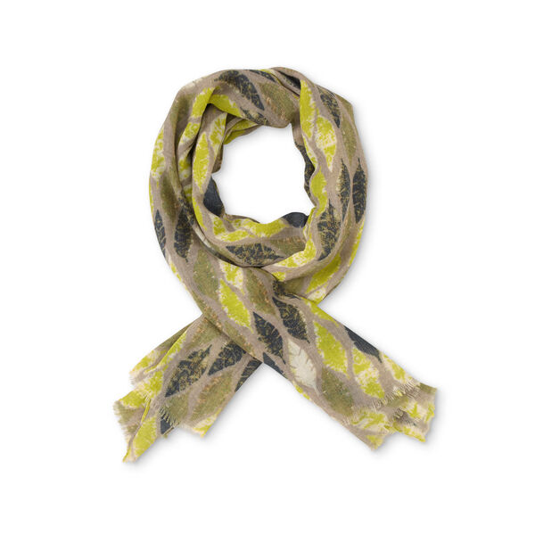 ANTONIA SCARF, LIME, hi-res