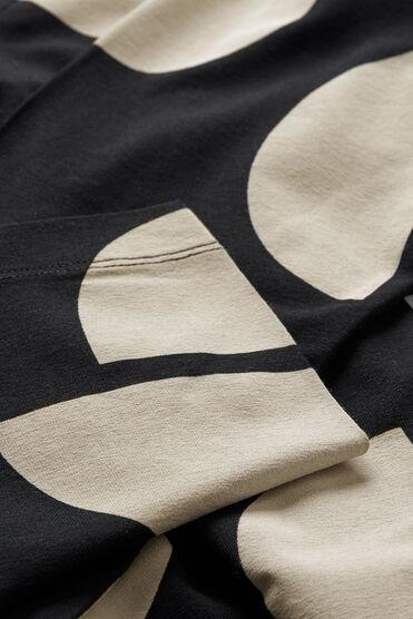 GRIZEL TUNIC, BLACK ORG, hi-res