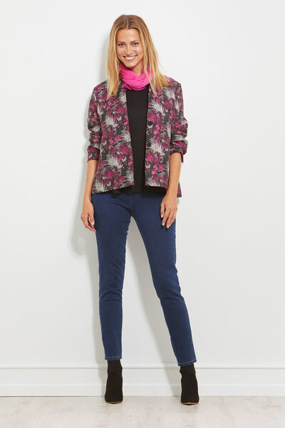 JOSEFA JACKET, WINE, hi-res