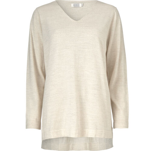 FIOLA TOP, CREAM, hi-res