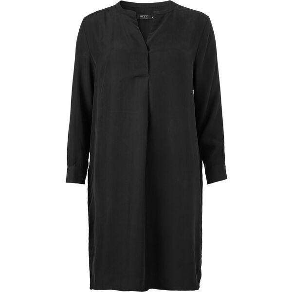 NATALIA DRESS, BLACK, hi-res