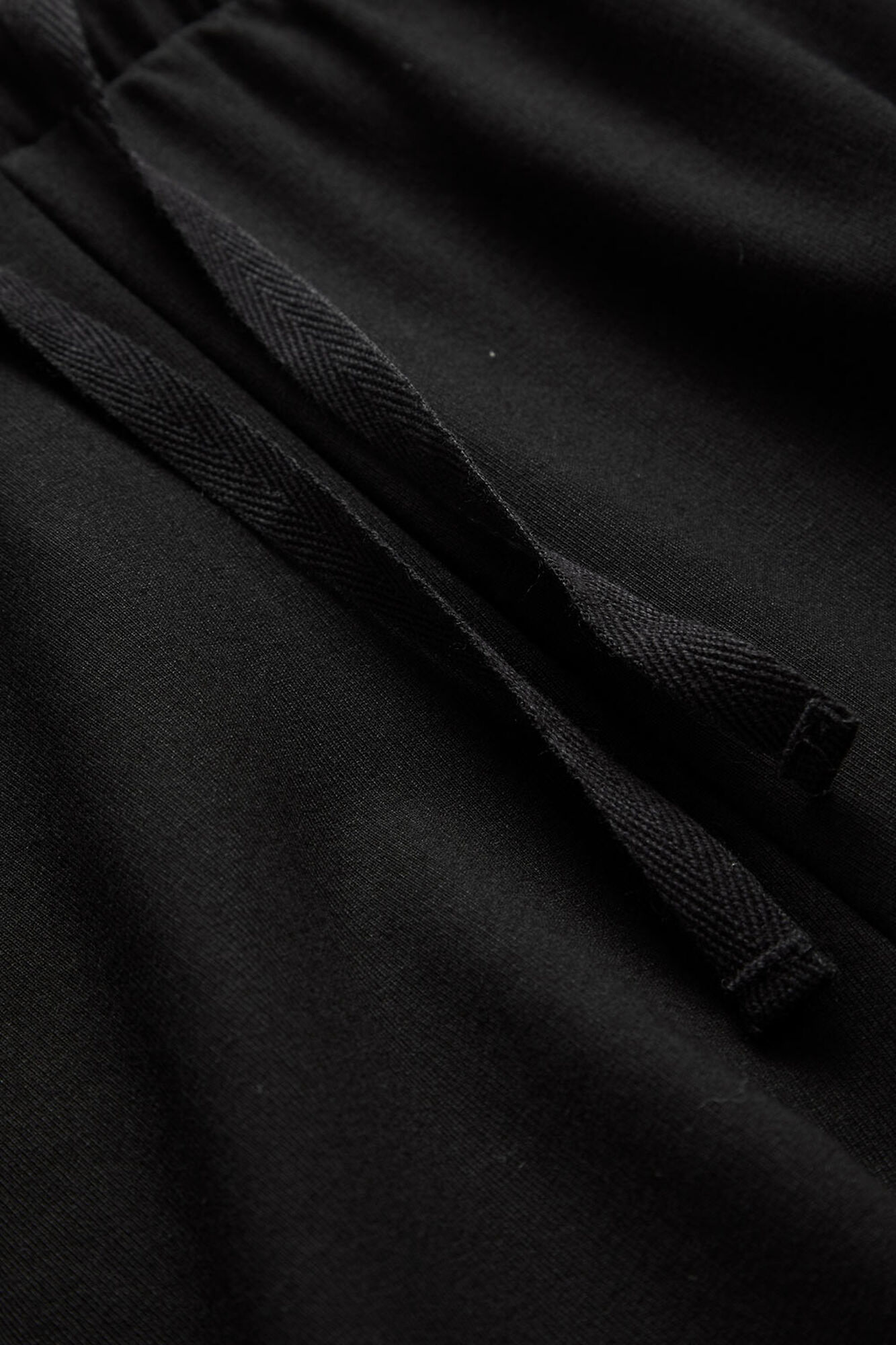 PETRASIA JERSEY TROUSERS, Black, hi-res
