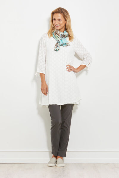 GYDELLA TUNIC, CREAM, hi-res