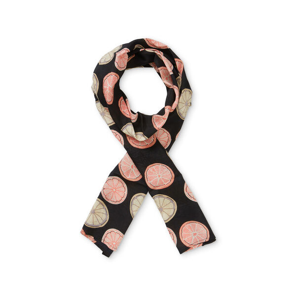 ALONG SCARF, Burnt Coral, hi-res