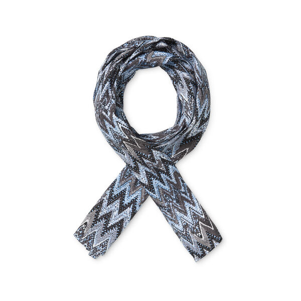 ALONG SCARF, CLOUD, hi-res