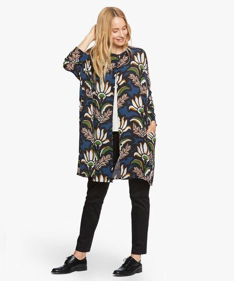 IOSETTA SHIRT DRESS, Garden Green, hi-res