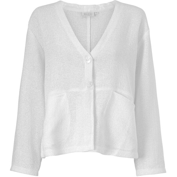 JACA JACKET, WHITE, hi-res