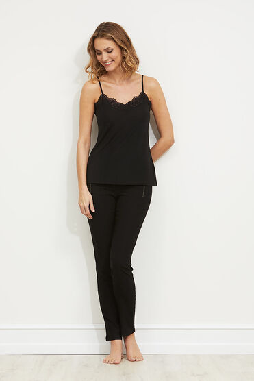 ELLA TOP, BLACK, hi-res