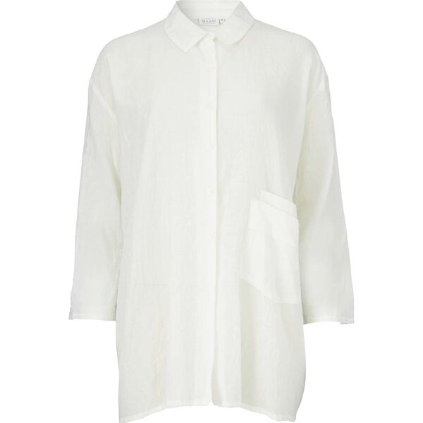 IDONS BLOUSE, CREAM, hi-res